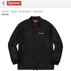 Supreme Gonz Jacket